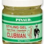 Clubman Style Gel Super Clear Super Hold