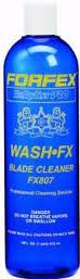 Forfex Wash-Fx Professional Blade Cleaner Cleaning