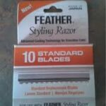 Feather Styling Razor Replacement Blades – 10 Pack