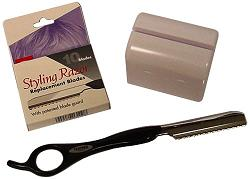 Feather - Styling Razor Kit