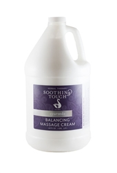 Soothing Touch Balancing Massage Cream - Gallon