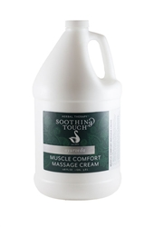 Soothing Touch Muscle Comfort Massage Cream - Gallon