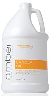 Amber Canola Oil - Gallon