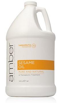 Amber Sesame Oil - Gallon