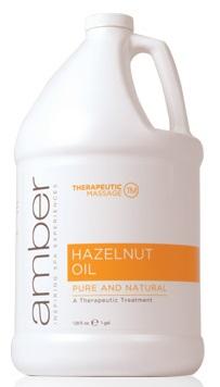 Amber Hazelnut Oil - Gallon