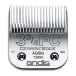 Andis 64435 CeramicEdge Pet Clipper Blade, Size