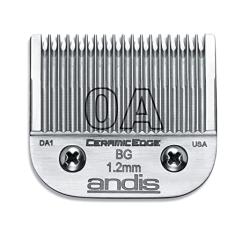 Andis 64470 Ceramic Edge Clipper Blade Size 0A