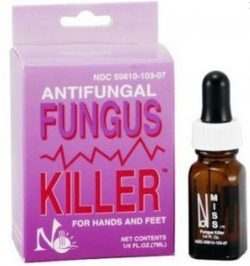 No Miss Fungus Killer