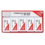 Dorco ST-301 Stainless Steel Razor Blades