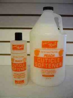 Peach Cuticle Softner & Remover