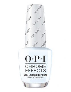 OPI Chrome Effects Nail Laquer Top Coat