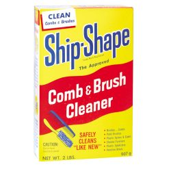 Ship-Shape Comb & Brush Cleaner - 2lbs
