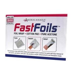 Fast Foils - 500ct