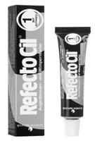 Refectocil Eyelash / Eyebrow Pure Black Tint