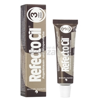 Refectocil Eyelash / Eyebrow Natural Brown Tint