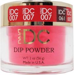 DND - DC Dip Powder - Canadian Maple 2oz - #007