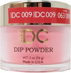 DND - DC Dip Powder - Carnation Pink 2oz - #009
