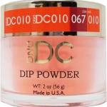 DND - DC Dip Powder - Dutch Orange 2oz - #010