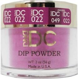 DND - DC Dip Powder - Magenta Rose 2oz - #022