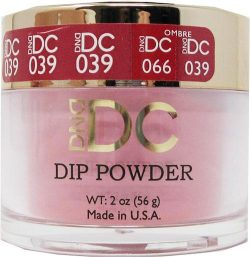 DND - DC Dip Powder - Fire Brick 2oz - #039