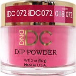 DND - DC Dip Powder - Crimson 2oz - #072