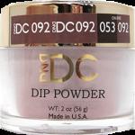 DND – DC Dip Powder – Russet Tan 2oz – #092