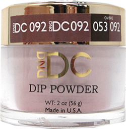 DND - DC Dip Powder - Russet Tan 2oz - #092