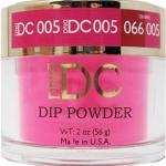 DND – DC Dip Powder – Neon Pinkn 2oz – #005