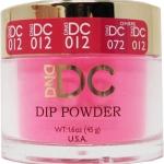 DND - DC Dip Powder - Peacock Pink 2oz - #012