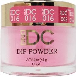 DND - DC Dip Powder - Darken Rose 2oz - #016
