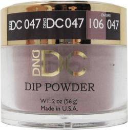 DND - DC Dip Powder - Smokey Yard 2oz - #047
