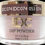 DND - DC Dip Powder - Naked Tan 2oz - #074
