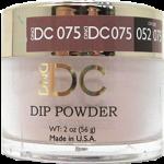 DND - DC Dip Powder - Tiramisu Slice 2oz - #075