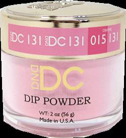 DND - DC Dip Powder - White Magenta 2oz - #131