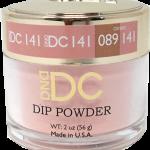 DND - DC Dip Powder - Pink Champagne 2oz - #141