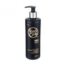 Red One After Shave Cream Cologne - Gold 400ml