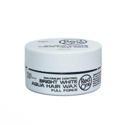 Red One Bright White Gel Wax - Fresh Scent 5oz