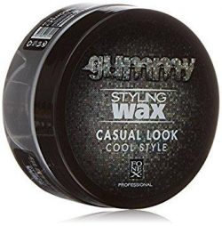 Gummy Styling Wax Casual Look