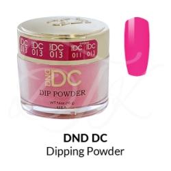 DND – DC Dip Powder – 013 - BRILLIANT PINK