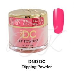 DND – DC Dip Powder – 015 Pink Daisy
