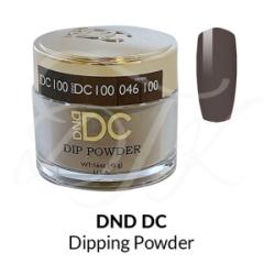 DND DC Dip Powder 100 BEAVER BEIGE