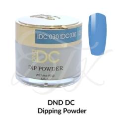 DND – DC Dip Powder – 030 - AQUA BLUE