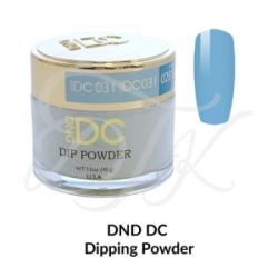 DND – DC Dip Powder – 031 - MILKY BLUE
