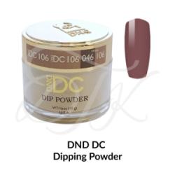 DND DC Dip Powder 106 CHERRY ROSE