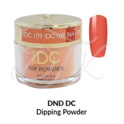 DND DC Dip Powder 109 TIGER STRIPES