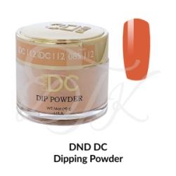 DND DC Dip Powder 112 APPLE CIDER