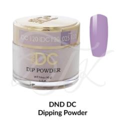 DND – DC Dip Powder – 120 CHIFFON