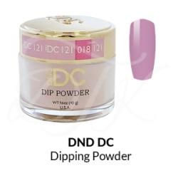 DND – DC Dip Powder – 121 ANIMATED PINK