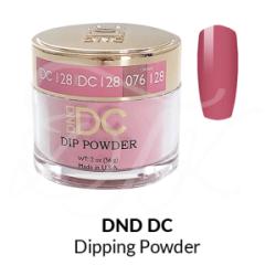 DND – DC Dip Powder – 128 Fuzzy Wuzzy