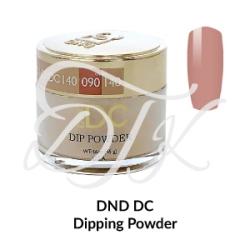 DND DC Dip Powder 140 KHAKI ROSE